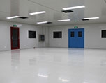 Electronic Dust-free cleanroom